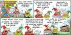 Comic Strip Bob Thaves Tom Thaves  Frank and Ernest 2014-05-11 house