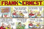 Cartoonist Bob Thaves Tom Thaves  Frank and Ernest 2018-09-02 special