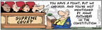 Cartoonist Bob Thaves Tom Thaves  Frank and Ernest 2005-08-29 anywhere