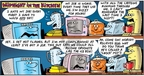 Comic Strip Bob Thaves Tom Thaves  Frank and Ernest 2005-11-06 refrigerator