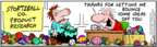 Cartoonist Bob Thaves Tom Thaves  Frank and Ernest 2007-03-29 basketball