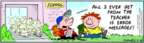 Cartoonist Bob Thaves Tom Thaves  Frank and Ernest 2007-05-19 error