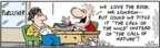 Cartoonist Bob Thaves Tom Thaves  Frank and Ernest 2007-08-27 Jack