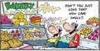 Cartoonist Bob Thaves Tom Thaves  Frank and Ernest 2007-09-16 sweet