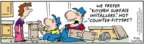 Cartoonist Bob Thaves Tom Thaves  Frank and Ernest 2007-09-25 preference