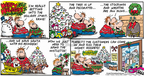 Cartoonist Bob Thaves Tom Thaves  Frank and Ernest 2007-11-25 perfect