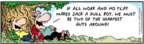 Cartoonist Bob Thaves Tom Thaves  Frank and Ernest 2007-11-26 Jack