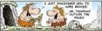 Cartoonist Bob Thaves Tom Thaves  Frank and Ernest 2008-01-28 technological
