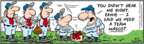 Cartoonist Bob Thaves Tom Thaves  Frank and Ernest 2008-06-07 baseball player