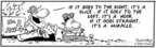 Cartoonist Bob Thaves Tom Thaves  Frank and Ernest 2000-02-16 if