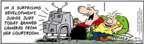 Cartoonist Bob Thaves Tom Thaves  Frank and Ernest 2008-10-11 broadcast