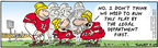 Cartoonist Bob Thaves Tom Thaves  Frank and Ernest 2006-09-29 game rule