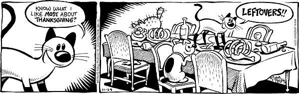 Comic Strip Nina Paley  Fluff 1997-11-29 cat