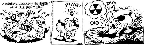 Cartoonist Nina Paley  Fluff 1997-12-09 deep hole