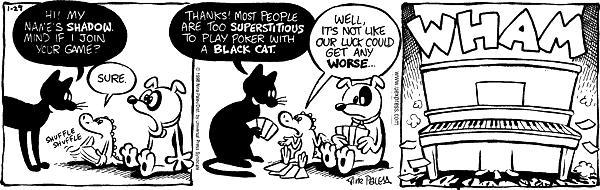 Comic Strip Nina Paley  Fluff 1998-01-29 magic