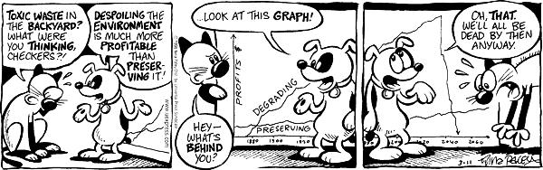 Comic Strip Nina Paley  Fluff 1998-03-11 environment