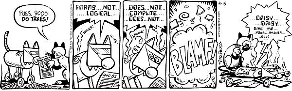 Comic Strip Nina Paley  Fluff 1998-04-15 respond
