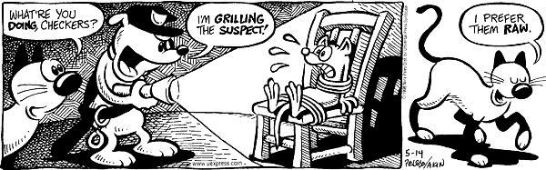 Cartoonist Nina Paley  Fluff 1998-05-14 cook