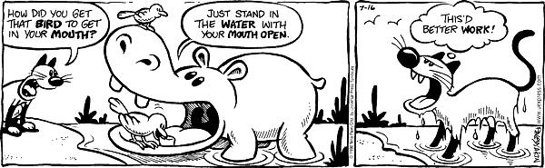 Comic Strip Nina Paley  Fluff 1998-07-16 instruct