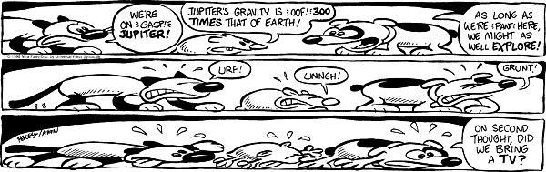 Cartoonist Nina Paley  Fluff 1998-08-08 Nina