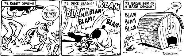 Cartoonist Nina Paley  Fluff 1998-10-30 sporting