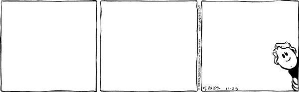 Comic Strip Nina Paley  Fluff 1998-11-25 nothing