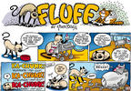 Cartoonist Nina Paley  Fluff 1998-04-12 animal