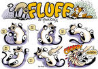 Cartoonist Nina Paley  Fluff 1998-05-24 animal