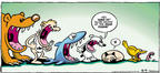 Cartoonist Nina Paley  Fluff 1998-08-09 animal