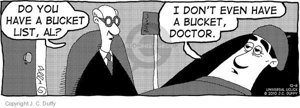 Comic Strip J.C. Duffy  Fusco Brothers 2010-12-08 therapy