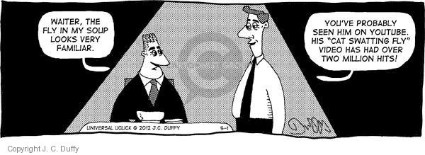 Comic Strip J.C. Duffy  Fusco Brothers 2012-05-01 internet video