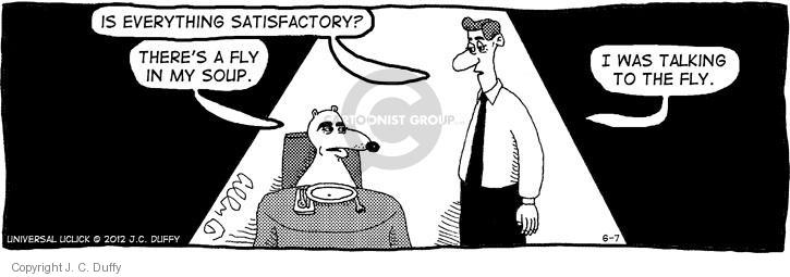 Comic Strip J.C. Duffy  Fusco Brothers 2012-06-07 out