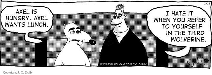 Comic Strip J.C. Duffy  Fusco Brothers 2013-02-28 refer