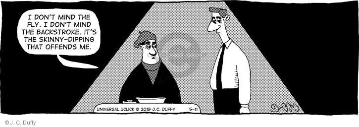 Comic Strip J.C. Duffy  Fusco Brothers 2013-05-11 out