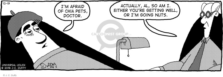 Comic Strip J.C. Duffy  Fusco Brothers 2016-12-13 therapy
