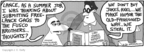 Comic Strip J.C. Duffy  Fusco Brothers 2008-06-20 summer