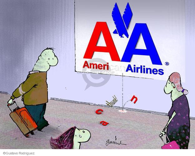 Gustavo Rodriguez  Garrincha's Editorial Cartoons 2011-11-30 can
