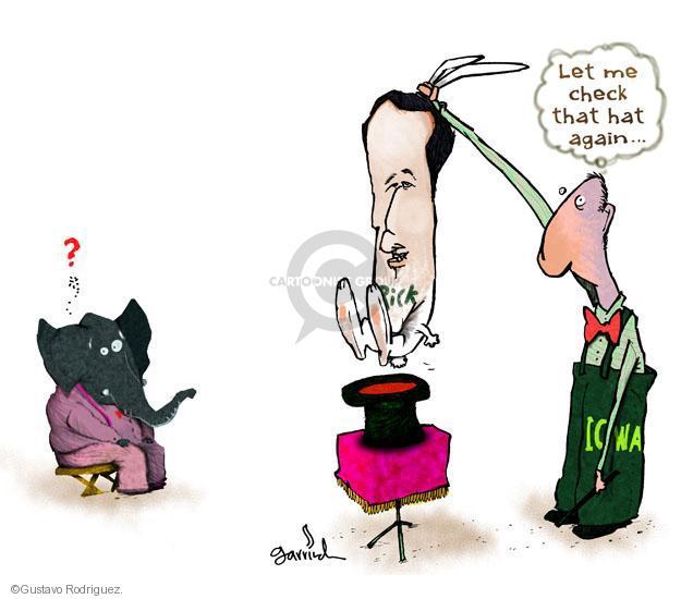Gustavo Rodriguez  Garrincha's Editorial Cartoons 2012-01-04 check
