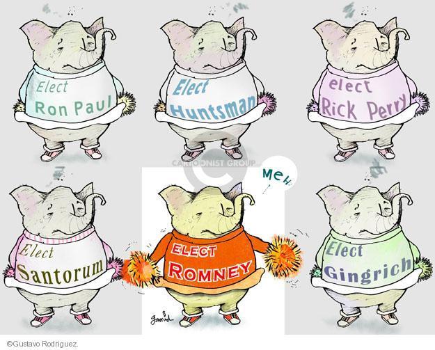 Gustavo Rodriguez  Garrincha's Editorial Cartoons 2012-01-16 Paul