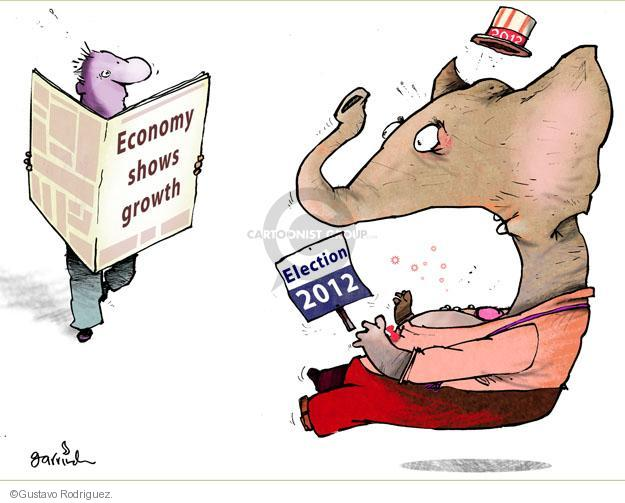 Gustavo Rodriguez  Garrincha's Editorial Cartoons 2012-01-30 2012 election economy