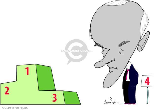 Gustavo Rodriguez  Garrincha's Editorial Cartoons 2012-01-30 Paul