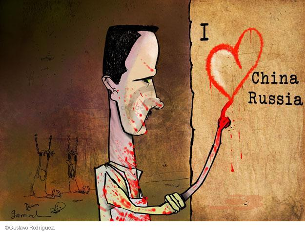 I (heart) China Russia.
