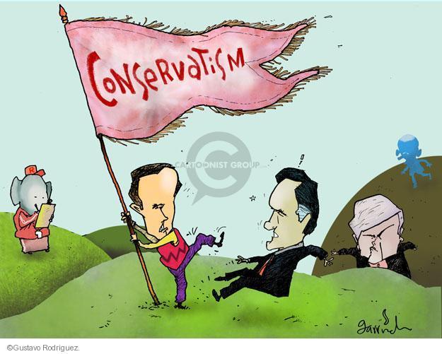 Gustavo Rodriguez  Garrincha's Editorial Cartoons 2012-02-13 Paul