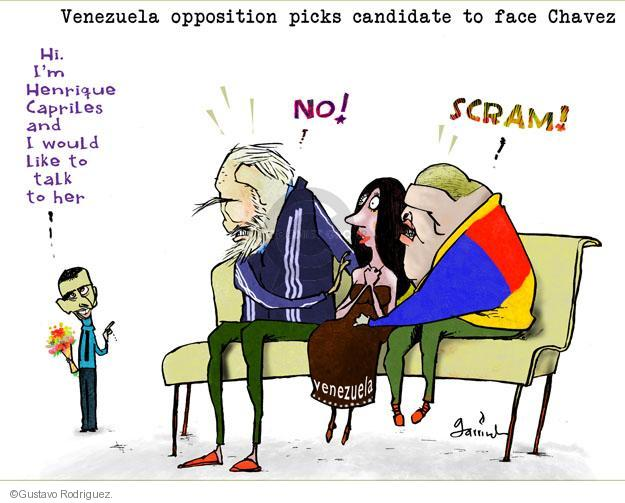 Gustavo Rodriguez  Garrincha's Editorial Cartoons 2012-02-14 talk