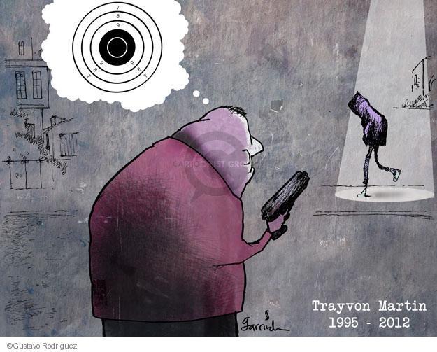 Gustavo Rodriguez  Garrincha's Editorial Cartoons 2012-03-23 child shooting victim