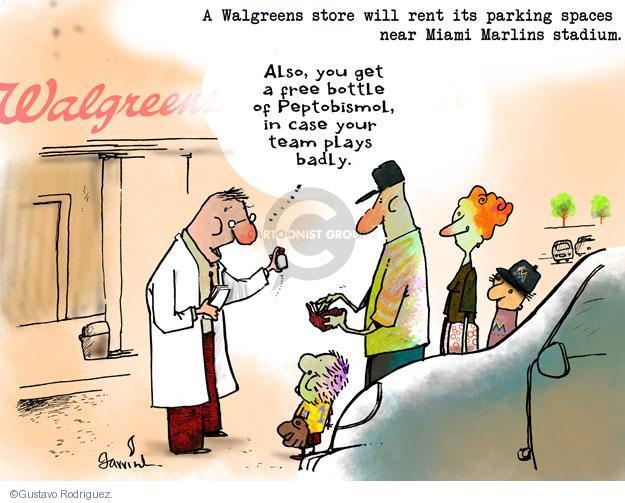 Gustavo Rodriguez  Garrincha's Editorial Cartoons 2012-03-30 free