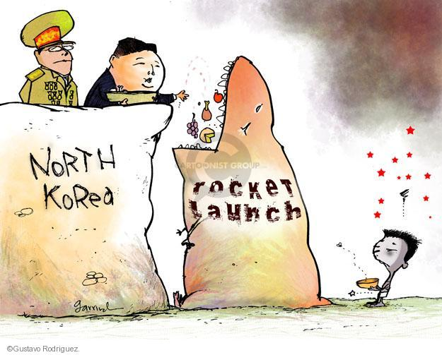 Gustavo Rodriguez  Garrincha's Editorial Cartoons 2012-04-12 Korea