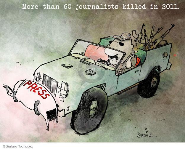 Gustavo Rodriguez  Garrincha's Editorial Cartoons 2012-05-04 2011