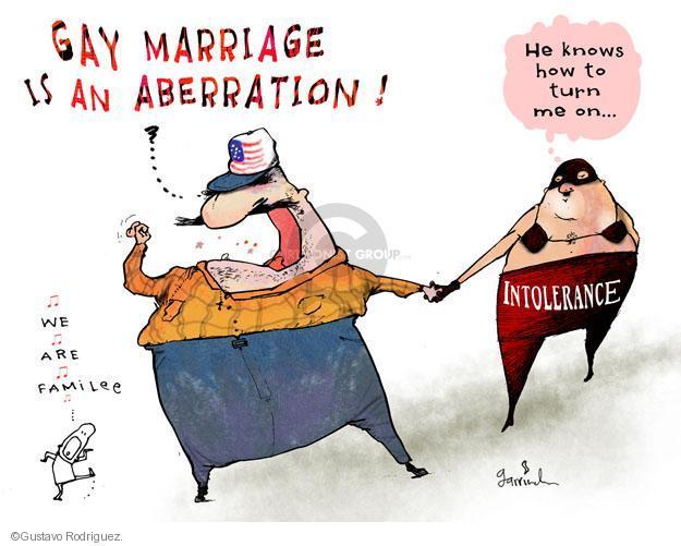 Cartoonist Gustavo Rodriguez  Garrincha's Editorial Cartoons 2012-05-11 family