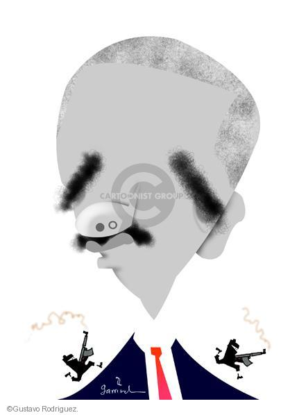 Gustavo Rodriguez  Garrincha's Editorial Cartoons 2012-05-03 attorney general